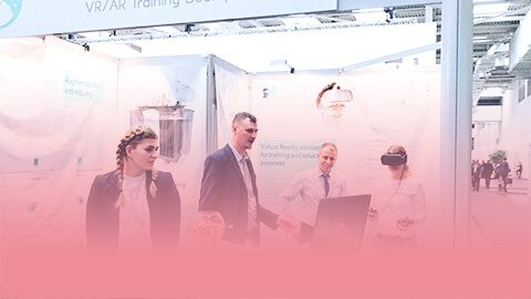 Digital Engineering and Magic at Hannover Messe 2019